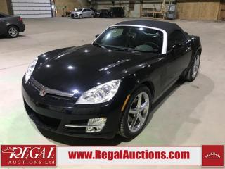Used 2007 Saturn Sky BASE 2D CONVERTIBLE RWD 2.4L for sale in Calgary, AB
