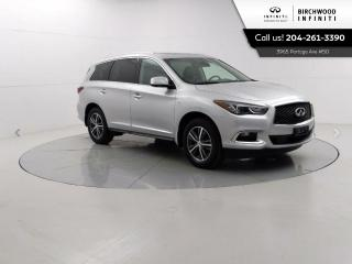 Used 2019 Infiniti QX60 Luxe Essential PKG Accident Free, Navigation, 360 Camera's, Remote Start for sale in Winnipeg, MB