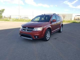 Used 2014 Dodge Journey R/T | AWDI LEATHER I $0 DOWN - EVERYONE APPROVED! for sale in Calgary, AB