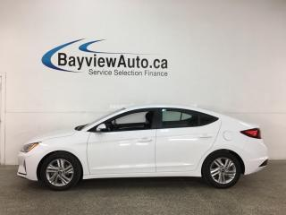 Used 2020 Hyundai Elantra Preferred - AUTO! REVERSE CAM! APPLE CARPLAY! ANDROID AUTO! + MORE! for sale in Belleville, ON