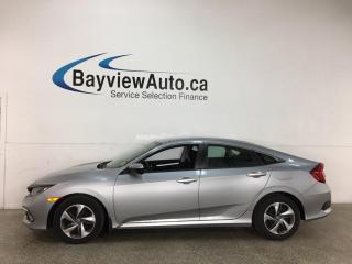 Used 2019 Honda Civic LX - AUTO! PWR GROUP! A/C! for sale in Belleville, ON