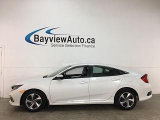 Used 2019 Honda Civic LX - AUTO! PWR GROUP! for sale in Belleville, ON