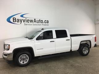 Used 2017 GMC Sierra 1500 - 4X4! V8! HITCH! ALLOYS! for sale in Belleville, ON