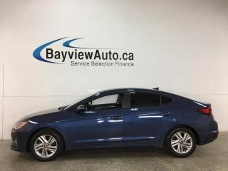 Used 2019 Hyundai Elantra Preferred - AUTO! ALLOYS! PWR GROUP! for sale in Belleville, ON
