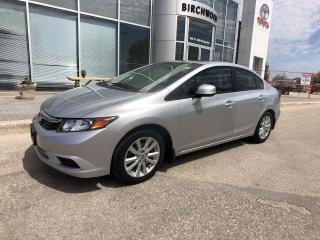 Used 2012 Honda Civic EX for sale in Winnipeg, MB