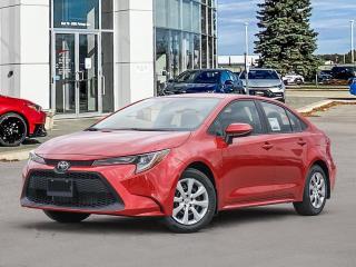 New 2021 Toyota Corolla LE CVT` for sale in Winnipeg, MB