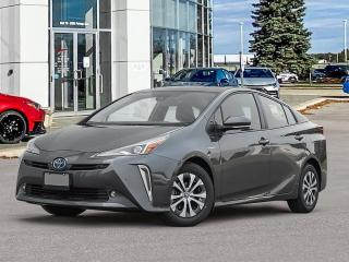 New 2021 Toyota Prius Technology ASK ABOUT THE iZEV $2500 REBATE! for sale in Winnipeg, MB