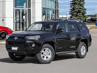 New 2021 Toyota 4Runner 4WD NIGHTSHADE PKG for sale in Winnipeg, MB