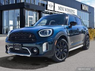 New 2022 MINI Cooper Countryman Cooper S PREMIER + for sale in Winnipeg, MB