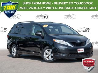 Used 2016 Toyota Sienna LE 8 Passenger Parking Camera | Power Windows and Doors for sale in Welland, ON