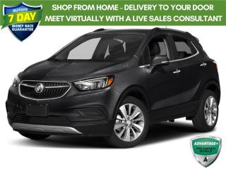 Used 2017 Buick Encore Premium   CLEAN CARFAX   LEATHER   HTD SEATS   for sale in Barrie, ON