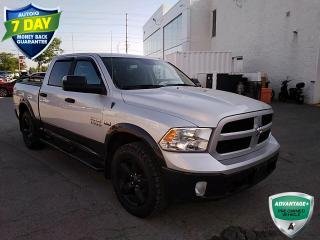 Used 2016 RAM 1500 SLT | CLEAN CARFAX | LOW KMS! | KEYLESS ENTRY | ALLOYS | for sale in Barrie, ON