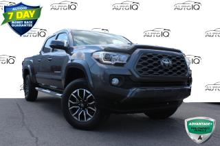Used 2020 Toyota Tacoma TRD 4X4 CREW CAB CERTIFIED for sale in Hamilton, ON