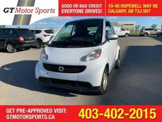 Used 2014 Smart fortwo | $0 DOWN - EVERYONE APPROVED! for sale in Calgary, AB