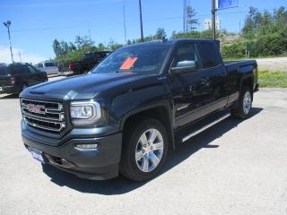 Used 2018 GMC Sierra 1500 for sale in North Bay, ON