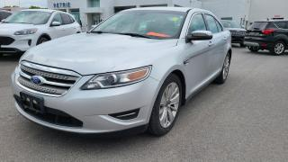 Used 2011 Ford Taurus Limited - AWD, HEAT/COOL LEATHER, BLUETOOTH for sale in Kingston, ON