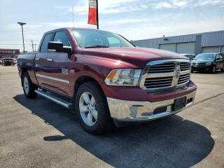 Used 2016 RAM 1500 SLT for sale in Sarnia, ON