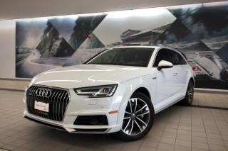 Used 2017 Audi A4 Allroad 2.0T Technik + Nav | Backup Sensors | Pano Roof for sale in Whitby, ON