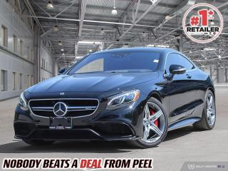 Used 2017 Mercedes-Benz AMG S 63 Base for sale in Mississauga, ON