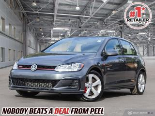Used 2020 Volkswagen Golf GTI Base for sale in Mississauga, ON