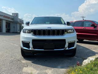 New 2021 Jeep Grand Cherokee All-New L Limited for sale in Spragge, ON