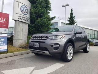 Used 2016 Land Rover Discovery Sport HSE for sale in Surrey, BC