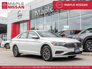 Used 2020 Volkswagen Jetta Comfortline Apple Carplay Backup Cam Heated Seats for sale in Maple, ON
