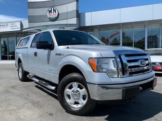 Used 2012 Ford F-150 XLT 4WD S/C LB 3.5L ECO-BOOST CANOPY for sale in Langley, BC