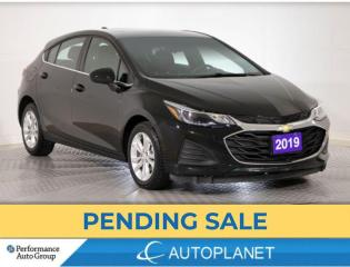 Used 2019 Chevrolet Cruze LT HB, Sunroof & Sound + True North Pkg! for sale in Clarington, ON