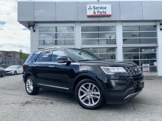 Used 2016 Ford Explorer LIMITED for sale in Surrey, BC
