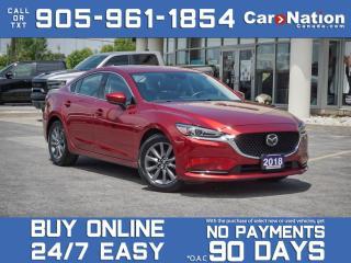 Used 2018 Mazda MAZDA6 GS-L| SUNROOF| LEATHER| NAVI| for sale in Burlington, ON