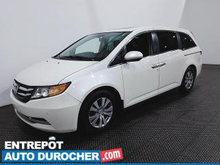 Used 2016 Honda Odyssey EX-L- 7 Passagers - Bluetooth - Climatiseur for sale in Laval, QC