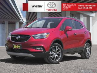 Used 2019 Buick Encore Sport Touring for sale in Whitby, ON