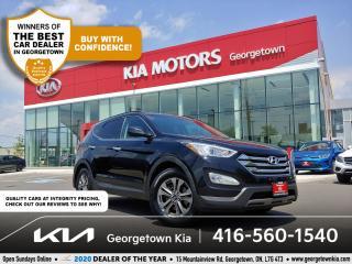 Used 2016 Hyundai Santa Fe Sport AWD PREMIUM | HEATED STEERING & SEATS | B/TOOTH for sale in Georgetown, ON