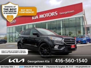 Used 2017 Ford Escape SE | 1 OWNR | CLN CRFX | NAV | BU CAM | 78 K | B/T for sale in Georgetown, ON