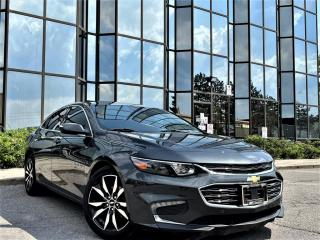 Used 2018 Chevrolet Malibu LT HEATED SEATS LEATHER INTERIOR REAR VIEW ALLLOYS! for sale in Brampton, ON