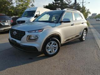Used 2021 Hyundai Venue IVT for sale in Toronto, ON