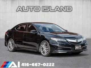 Used 2017 Acura TLX A SPEC**NAVIGATION*BROWN LEATHER for sale in North York, ON