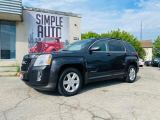Used 2013 GMC Terrain Power seats, Backup cam, Touch screen for sale in Barrie, ON