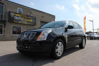 Used 2013 Cadillac SRX AWD/LUXURY/V6/BACKUP CAMERA/SUNROOF/NAV/PARKNG SENSORS for sale in Newmarket, ON