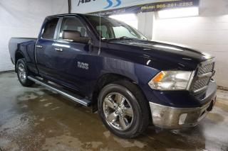 Used 2014 RAM 1500 SLT 4x4 CAMERA CERTIFIED 2YR WARRANTY *1 OWNER* BLLUETOOTH CHROME for sale in Milton, ON
