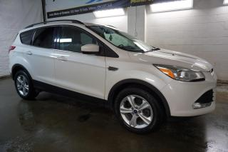 Used 2014 Ford Escape 4WD NAVI CMAERA CERTIFIED 2YR WARRANTY *FREE ACCIDENT* BLUETOOTH HEATED LEATHER for sale in Milton, ON