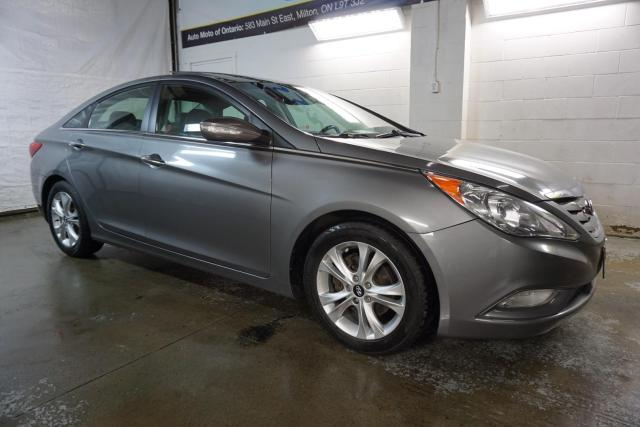 2012 Hyundai Sonata LIMITED NAVI CAMERA CERTIFIED 2YR WARRANTY *1 OWNER* PANO ROOF BLUETOOTH HEATED LEATHER