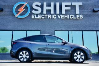 Used 2021 Tesla Model Y STANDARD RANGE PLUS FSD - FULL SELF DRIVE, CLEAN for sale in Oakville, ON
