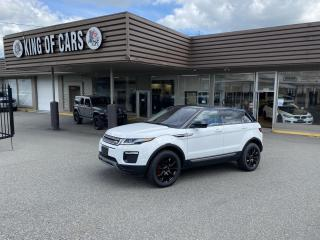 Used 2018 Land Rover Evoque SE for sale in Langley, BC