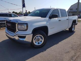 Used 2016 GMC Sierra 1500 Base Crew Cab Long Box 4WD for sale in Dunnville, ON