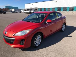 Used 2012 Mazda MAZDA3 i Touring 4-Door Coming Soon! for sale in Dunnville, ON