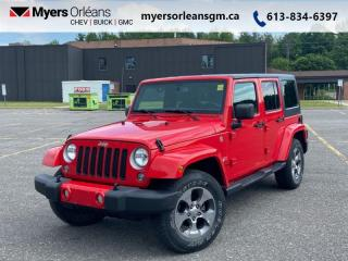 Used 2018 Jeep Wrangler Unlimited Sahara  Soft and Hard top for sale in Orleans, ON