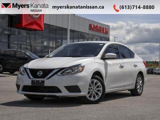 Used 2016 Nissan Sentra SV  - Bluetooth -  Heated Seats for sale in Kanata, ON