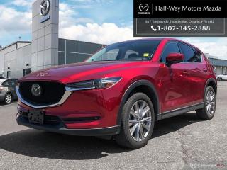 Used 2019 Mazda CX-5 GT w/Turbo for sale in Thunder Bay, ON